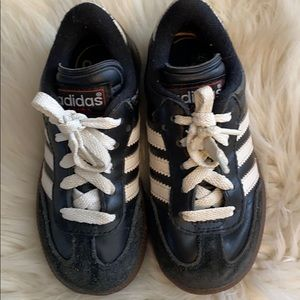Kids Adidas sneakers size 10